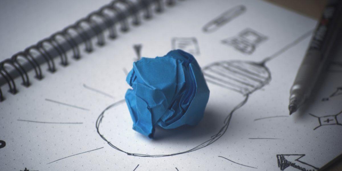 5 Gründe warum deine Ideen niemals umgesetzt werden