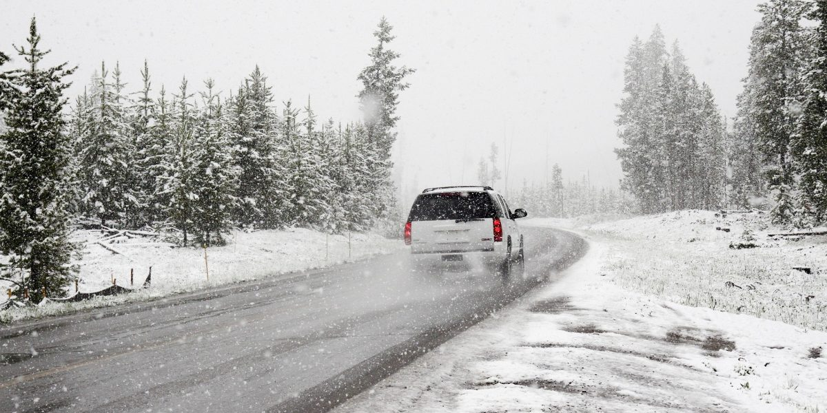 Verspätung wegen Schnee