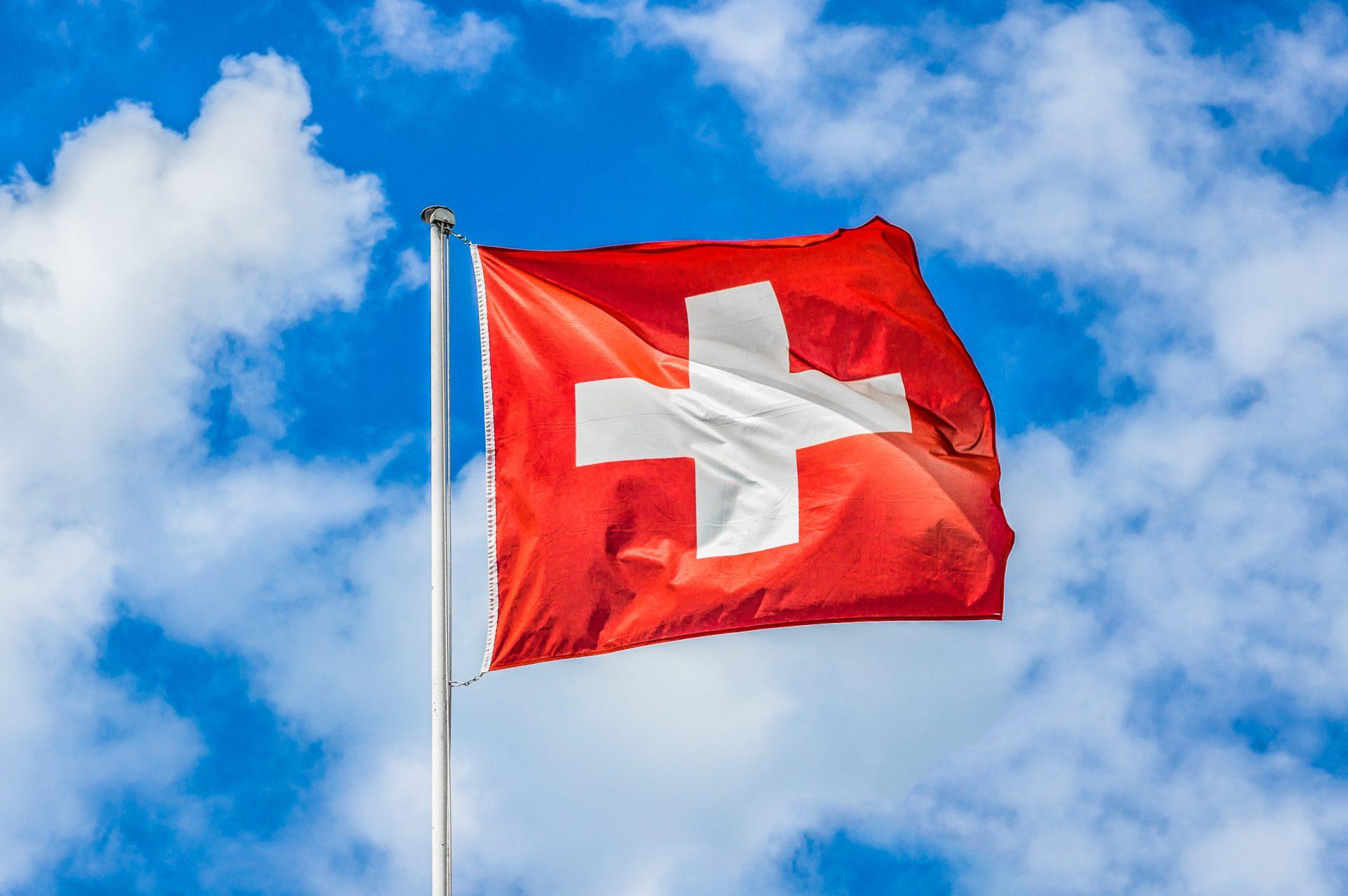 Bewerbung Schweiz