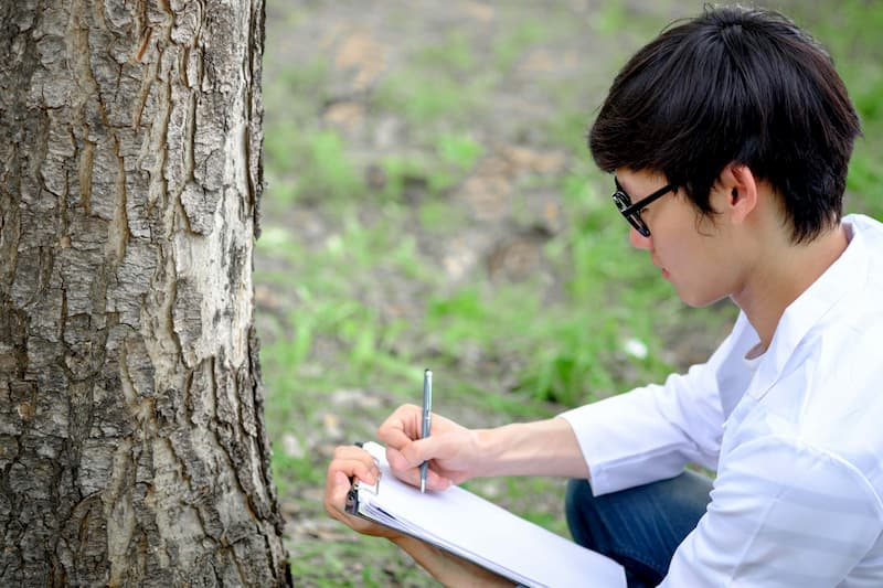 Beim Freiwilligen Ökologischen Jahr gehört man teils zu den Geringverdienern