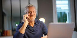 Jobs für Rentner:Rentnerjobs findet man auch im Internet